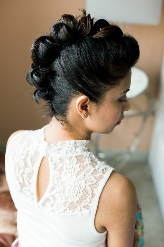 Formal Mohawk Hairstyles for Women