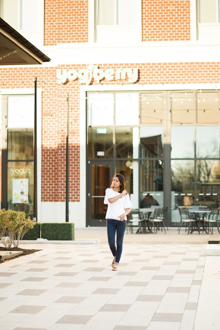 A Spring Walk to Explore A New Town and a French Patisserie - Things to Do in Gaithersburg, Maryland